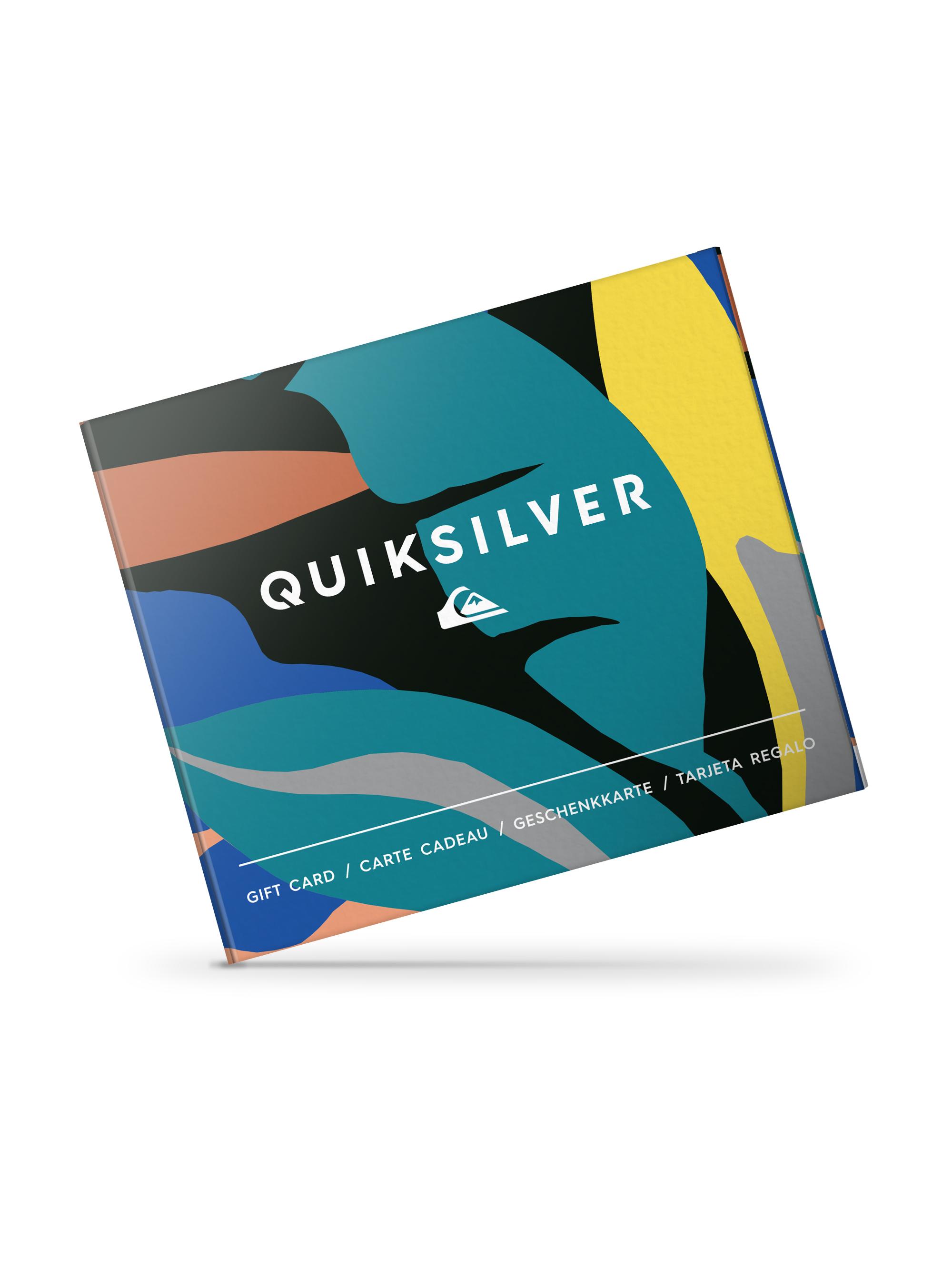 Carte Cadeau Quiksilver.Quiksilver Carte Cadeau 3613373086952 Quiksilver
